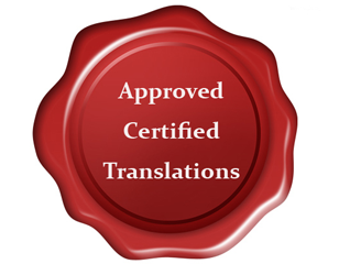 Certified Translations Birmingham