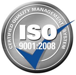 ISO quality assurance accreditation