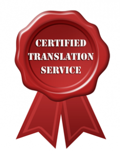 Certified Technical Translation Services